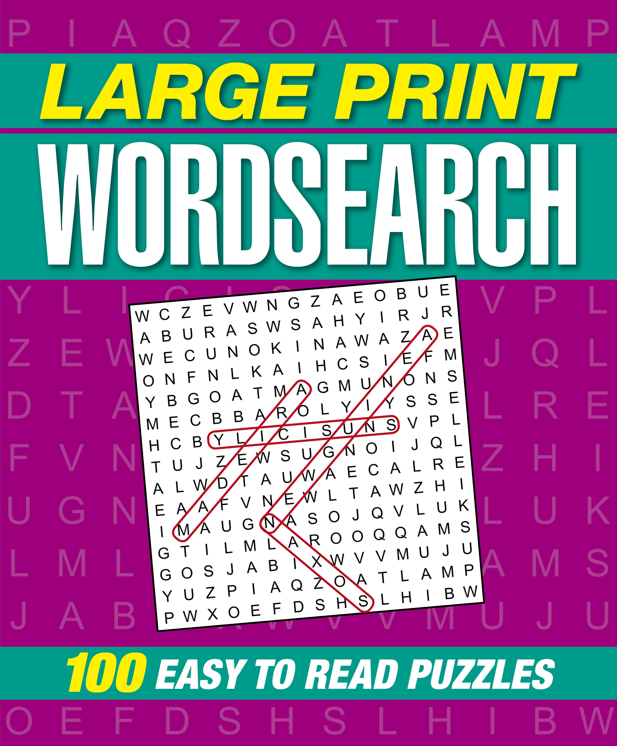 photo relating to Large Printable Word Search titled Hefty Print Wordsearch